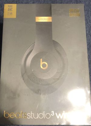 New Beats Studio 3 Wireless for Sale in Hollywood, FL