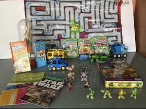 Lego toys, Leapfrog DVDs. Books, Toys, DVDs for your Child to learn while playing. for Sale in Compton, CA