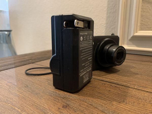 Canon s100 digital powershot camera