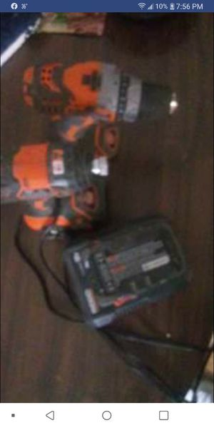 Ridged power tools for Sale in South Bend, IN