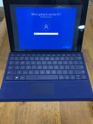 Microsoft surface 3 for Sale in Federal Way, WA
