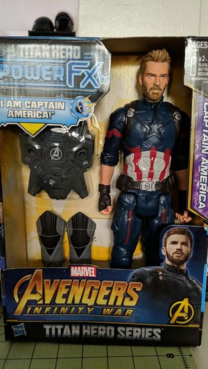 Captain America doll for Sale in Piedmont, CA