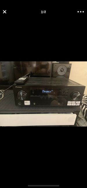 Receiver for Sale in Los Angeles, CA