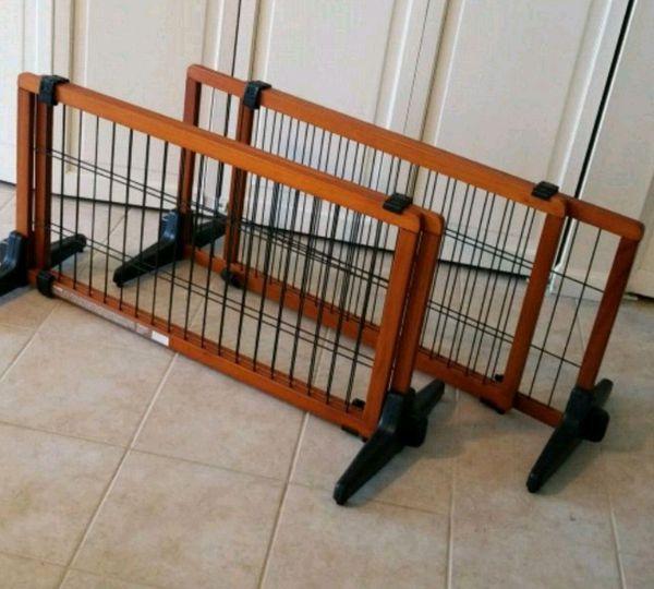 Expanding Dog Gates