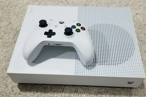 Xbox One S DIGITAL ONLY 1TB White Console Controller XB 1 system for Sale in Denver, CO