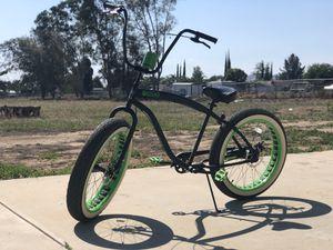 Sikk fat tire beach cruiser for Sale in Yucaipa, CA