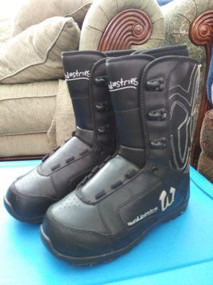 World Industries 6 snowboard boots for Sale in Spokane, WA