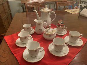 Rare porcelain tea set for Sale in Springfield, VA