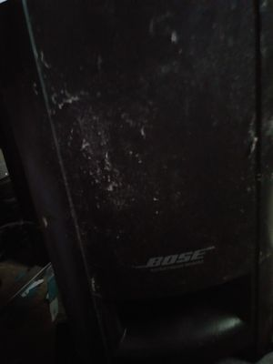 Bose acoustic speaker for Sale in Dearborn, MI