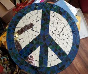 Peace Mirror for Sale in Rainbow City, AL