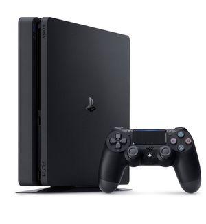 PS4 1TB Slim BEST OFFER for Sale in Marietta, GA
