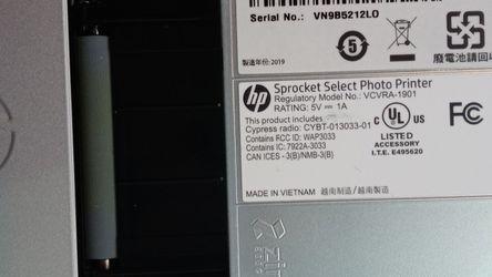 HP Photo Sprocket for Sale in Renton,  WA