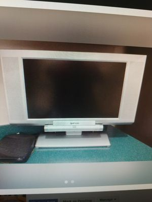 "Flat screen 17"" TV PyxScape for Sale in Olney, MD"