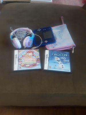 Nintendo DS FROZEN combo for Sale in Denver, CO