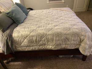 Queen Size Mattress Set, Bed Frame & Headboard for Sale!! for Sale in Nashville, TN