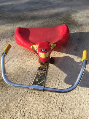 Vintage collectable kids toy roller racer for Sale in Coral Springs, FL