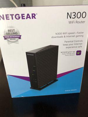 Netgear router WNR2000 for Sale in Odessa, FL