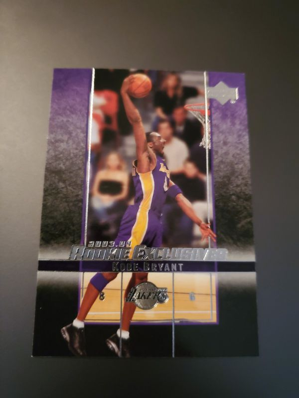Near Mint Kobe Bryant Collection