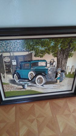 Painted picture for Sale in Emmett,  ID