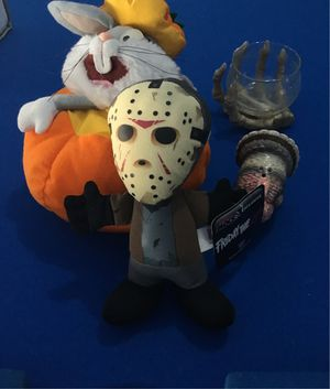 Friday the 13th small collection toy for Sale in Garden Grove, CA