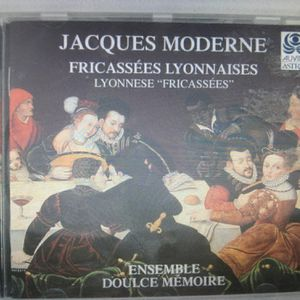 Jacques Moderne Fricassees Lyonnaises Lyonnese Fricassees Ensemble Doulce Memoir for Sale in Layton, UT