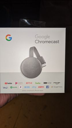 Google Chromecast 3rd Generation for Sale in Los Angeles,  CA
