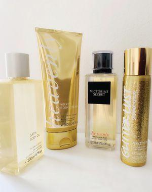 NEW Victoria's Secret HEAVENLY Fragrance, Velvet Body Cream, Body Oil & Glitter Shimmer for Sale in CHAMPIONS GT, FL