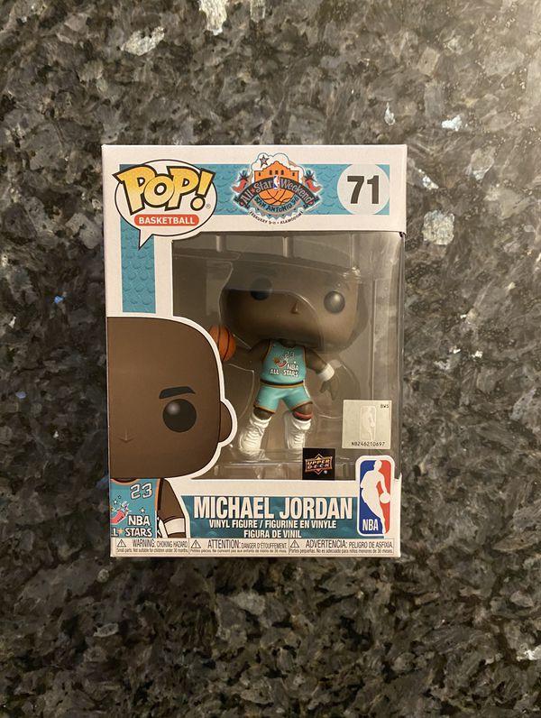 Funko POP! Michael Jordan - All Star - Upper Deck - Exclusive - #71
