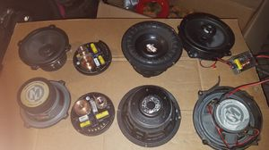 Lanzar pro 8s,6.5,and 5.25 components for Sale in Millersville, MD