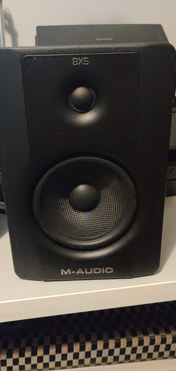 M-Audio BX5 D2 great condition