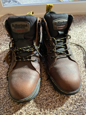 Dr Martens work steel toe safety boots for Sale in Lakewood, WA