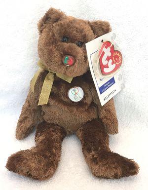 2002 FIFA ty beanie baby Portugal 🇵🇹 soccer ⚽️ bear 🐻 for Sale in Alpharetta, GA