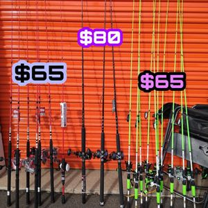 Fishing Combos for Sale in Glendale, AZ
