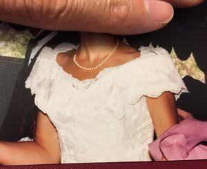 Wedding dress sz 8 for Sale in Gilbert, AZ
