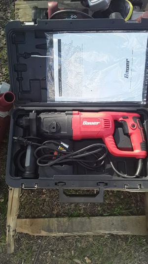 Hammer drill and assorted tools for Sale in Lake Charles, LA