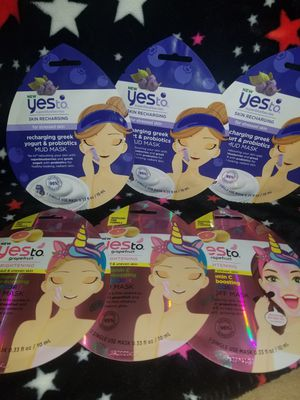 Yes to face masks for Sale in Visalia, CA