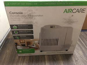 AirCare Console Evaporative Humidifier for Sale in Las Vegas, NV