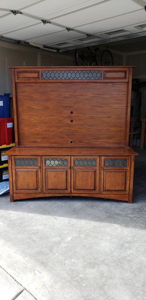 TV Entertainment Center/Stand for Sale in Port Orchard, WA