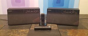 Wireless Speakers Sony s-air system for Sale in San Diego, CA
