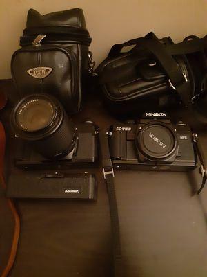 Minolota X-74 and X-700 Camera for Sale in Nashville, TN