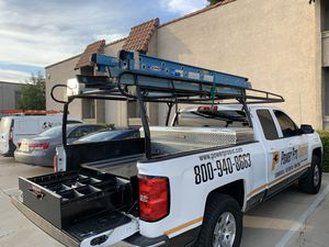 Ladder rack and slide out drawer for Sale in Industry, CA