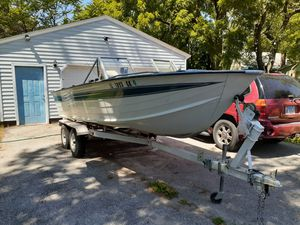 fishing starcraft boat for Sale in Muskegon, MI