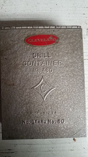 Drill container no. 460 for Sale in Fort Wayne, IN