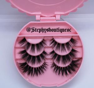 Faux Mink Lashes Clear Band for Sale in Anaheim, CA