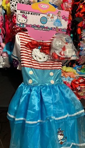 Halloween costume hello kitty for Sale in Compton, CA