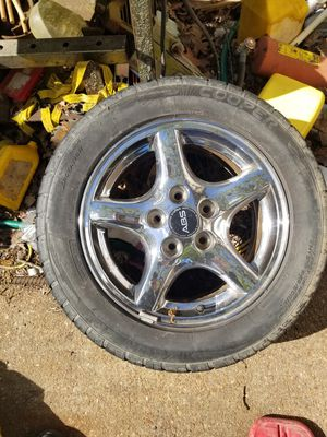 ABS 5 spoke rims set of 4 for Sale in FT LEONARD WD, MO