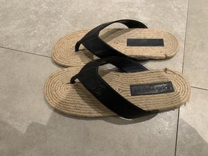 Men's Louis Vuitton Sandal for Sale in SUNNY ISL BCH, FL