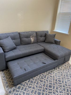 New Sleeper Sectional for Sale in Fresno, CA