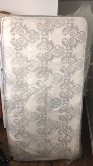 Twin size mattress and bed frame for Sale in St. Louis, MO