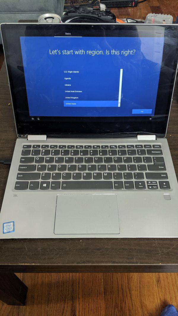 """Lenovo Yoga 13"""" 2-on-1 laptop"""